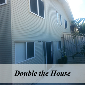 Double the House