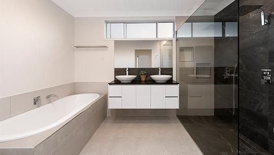 Renovation builders brisbane ipswich fraederich homes for Bathroom renovations brisbane