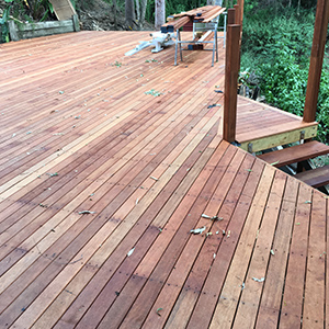Entertainer's Deck - During 06